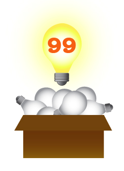 99 Marketing Ideas